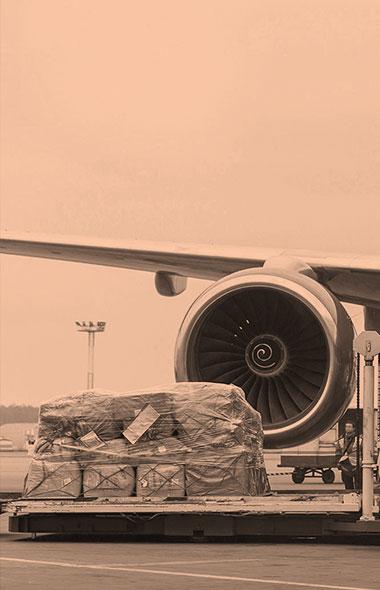 Consolidada Importação Aérea