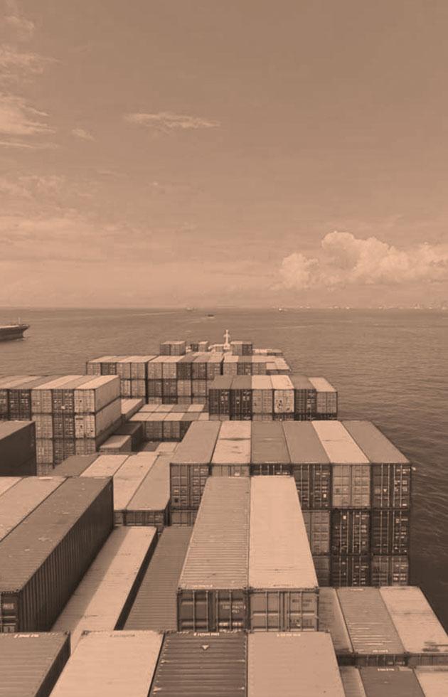 Consolidada Importação Marítima