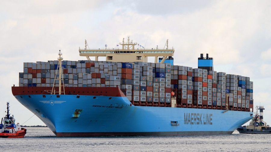 Maersk prevê alta para o 2º semestre de 2019