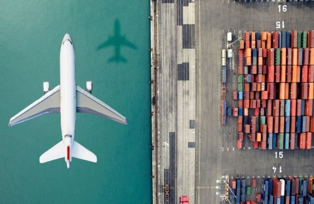 Soluções logísticas para exportação